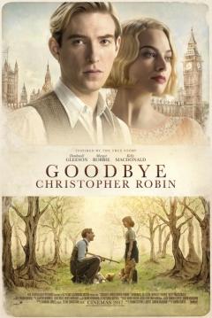 Poster Adiós Christopher Robin