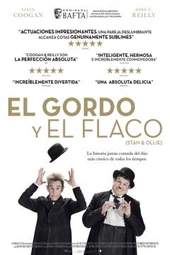 Poster El Gordo y el Flaco