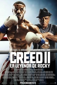 Poster Creed 2: La Leyenda de Rocky