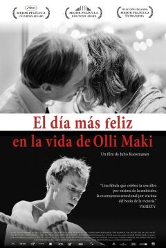Poster El día más feliz en la vida de Olli Mäki