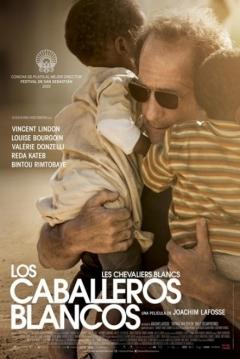 Poster Los Caballeros Blancos