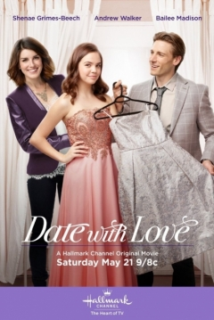 Poster Cita con el Amor