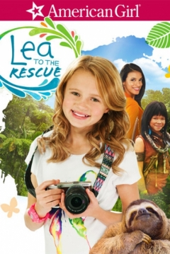 Poster Lea to the Rescue