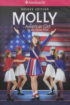 Poster Molly: El Triunfo de una Niña