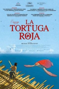 Poster La Tortuga Roja