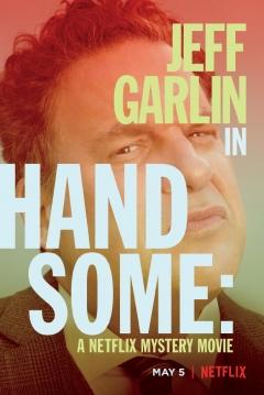 Poster Handsome: Una Película de Misterio de Netflix