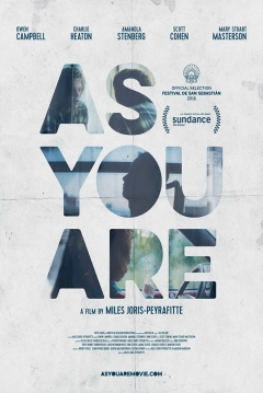 Poster As You Are