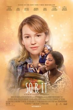 Poster So B. It