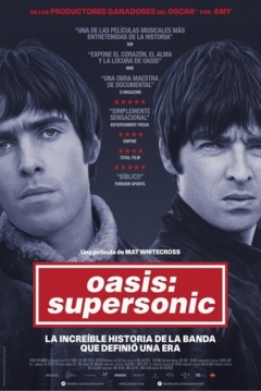 Poster Oasis: Supersonic