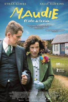 Poster Maudie: El Color de la Vida