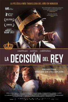 Poster La Decisión del Rey