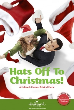 Poster Hats off to Christmas!