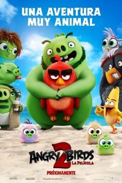 Poster Angry Birds 2: La Película