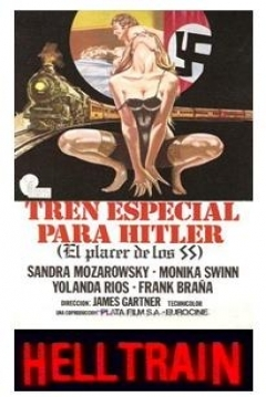 Ficha Tren Especial para Hitler