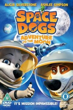 Película Space Dogs 2 Aventura En El Espacio 2014