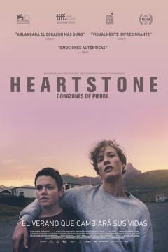 Poster Heartstone: Corazones de Piedra