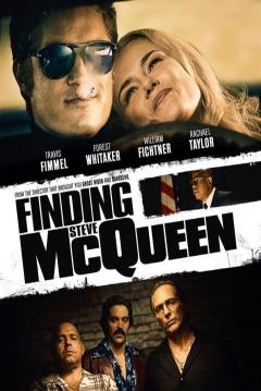 Poster Finding Steve Mcqueen
