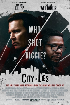 Poster City Of Lies