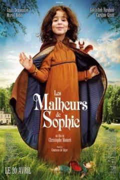 Poster Sophie's Misfortunes