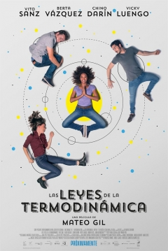 Poster Las Leyes de la Termodinámica