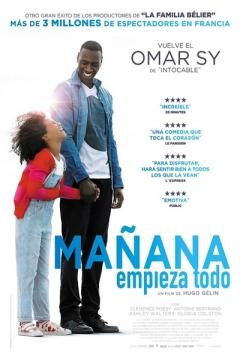 Poster Mañana Empieza Todo