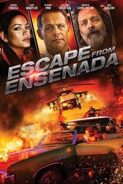 Poster Escape from Ensenada