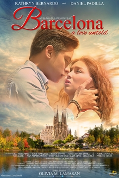 Poster Barcelona: A Love Untold