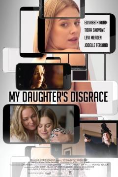 Poster Por la Dignidad de mi Hija