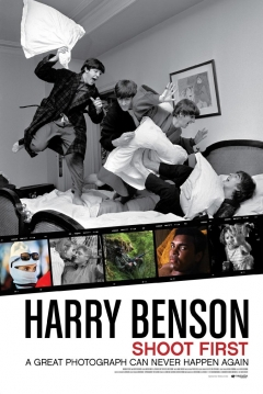 Poster Harry Benson: Shoot First