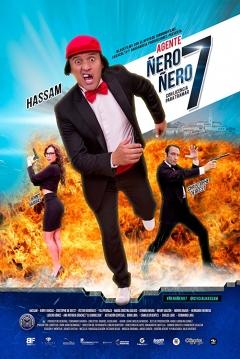 Poster Agente Ñero Ñero 7