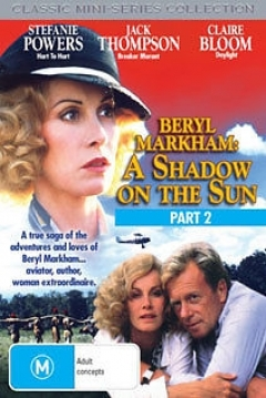 Poster Beryl Markham: A Shadow on the Sun