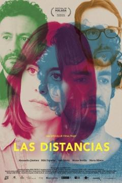 Poster Las Distancias