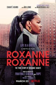 Poster Roxanne Roxanne
