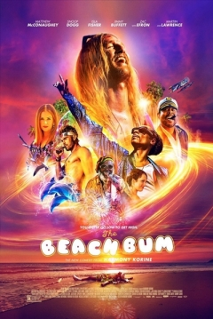 Poster The Beach Bum