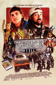 Poster Jay y Bob el Silencioso 2