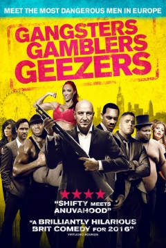 Poster Gangsters Gamblers Geezers