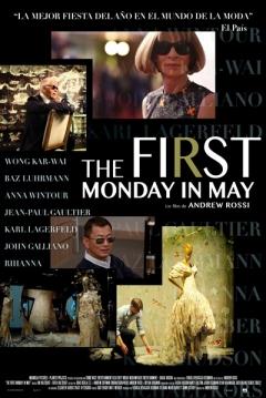 Poster El Primer Lunes de Mayo