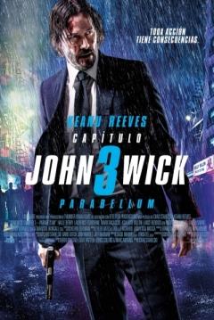 Poster John Wick: Capítulo 3 - Parabellum
