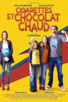 Poster Cigarettes Et Chocolat Chaud
