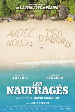 Poster Les Naufragés