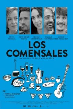 Poster Los Comensales
