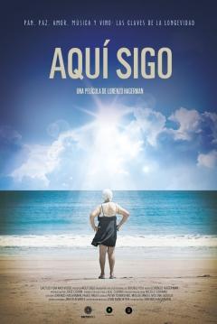 Poster Aquí Sigo
