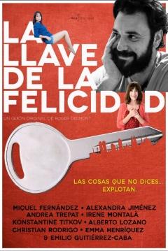 Poster La Llave De La Felicidad