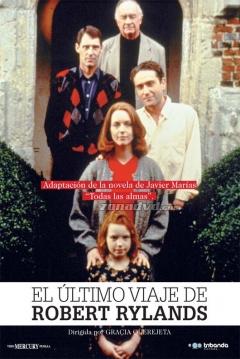 Poster El Último Viaje De Robert Rylands