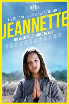 Poster Jeannette: La Infancia de Juana de Arco
