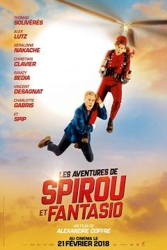 Poster Spirou & Fantasio's Big Adventures