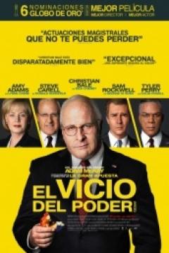 Poster El Vicio del Poder