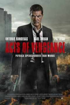 Poster Actos de Venganza