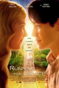 Poster Running for Grace