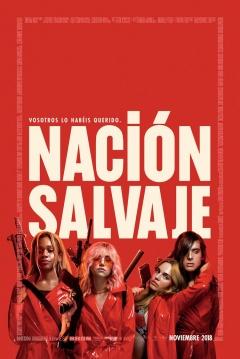 Poster Nación Salvaje